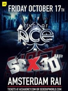 Amsterdam Dance Event - Sexedup vs kings of ace
