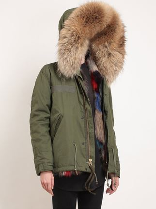 mr & mrs furs parka man