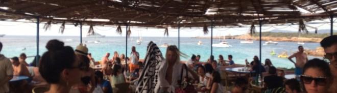 stranden op ibiza - cala comte