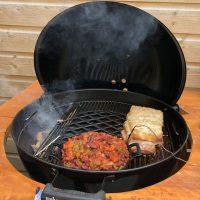 BBQ Buikspek: brine, smoken en grillen