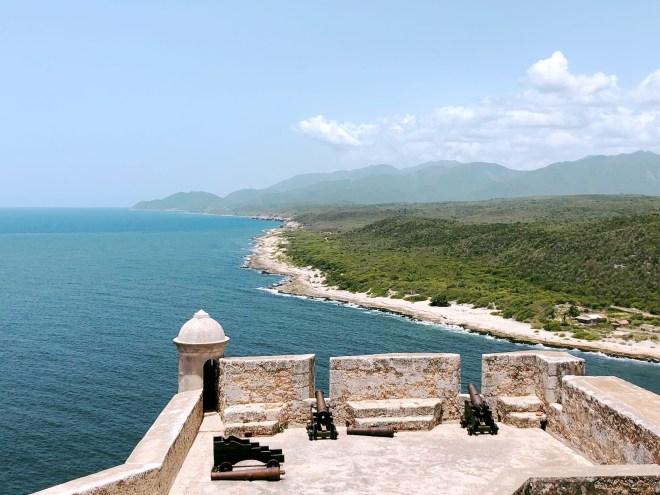 kasteel Santiago de Cuba