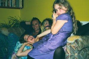 Glastonbury GIGL Alien Party Zoe