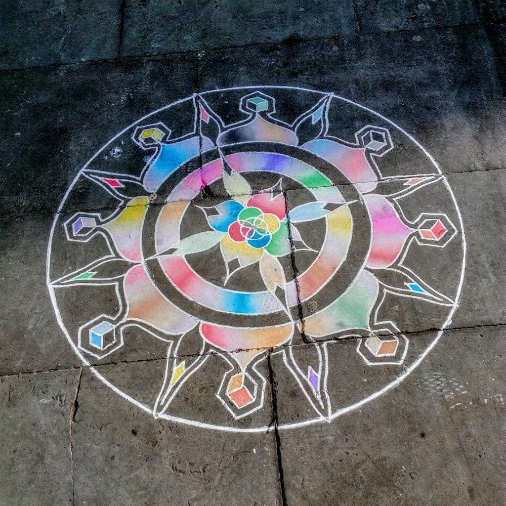 Glastonbury's Philosophising Pavement Artist