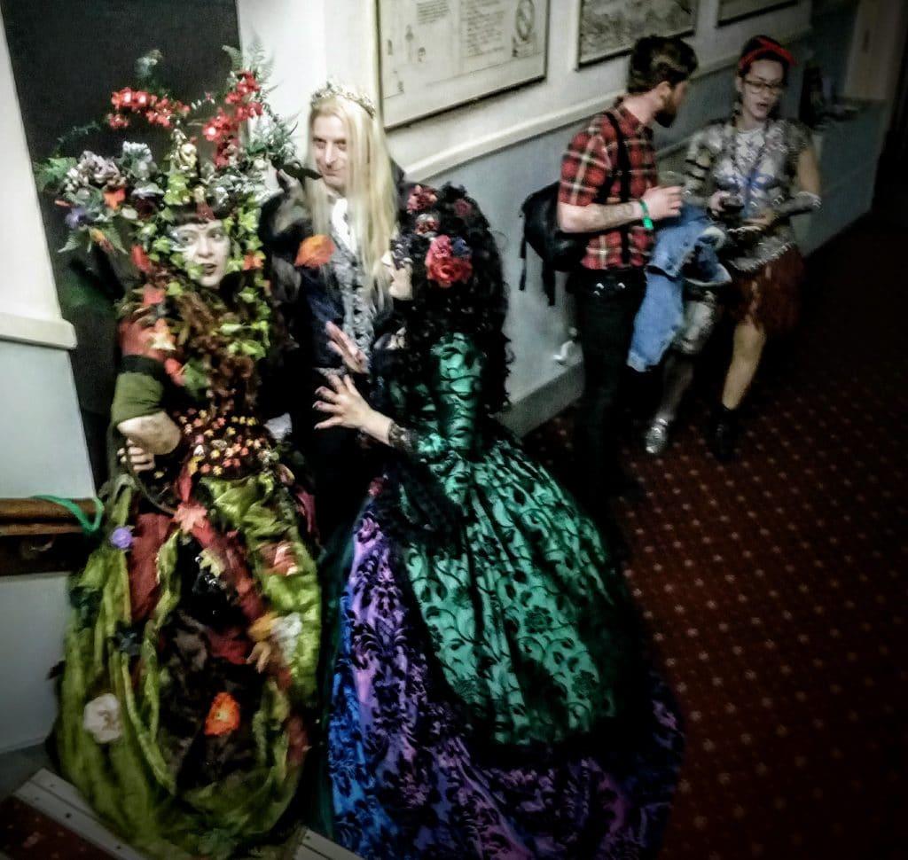 Faery Ball Glastonbury 2017