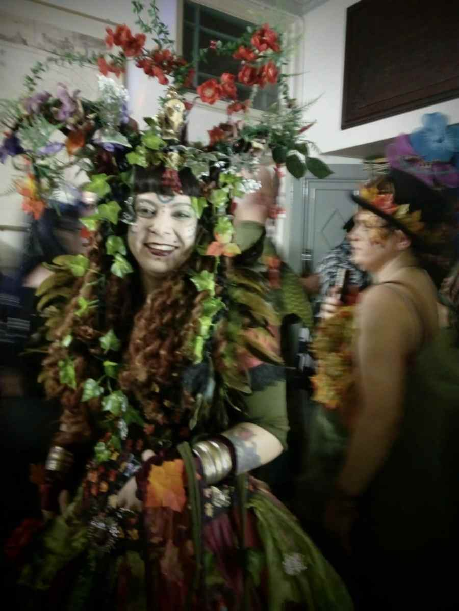Faery Ball Glastonbury 2017