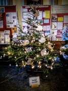 St Johns Glastonbury Christmas Tree 1