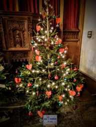 St Johns Glastonbury Christmas Tree 3