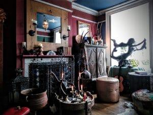 Covenstead Glastonbury Lounge