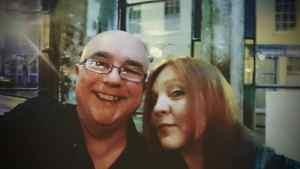 Jan and Ian George and Pilgrim