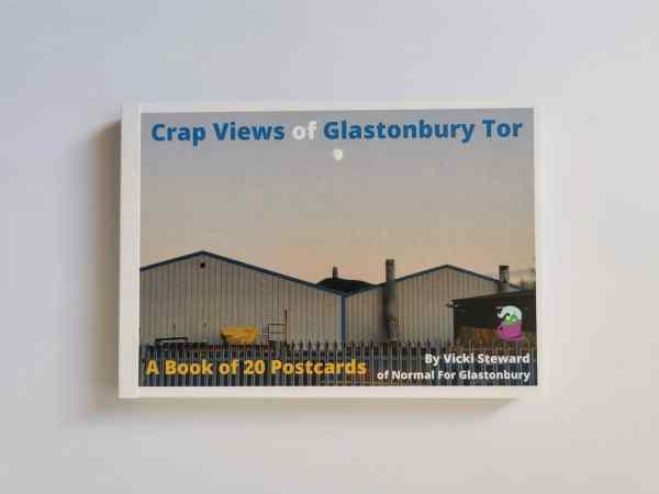 Crap Views of the Tor Postcards
