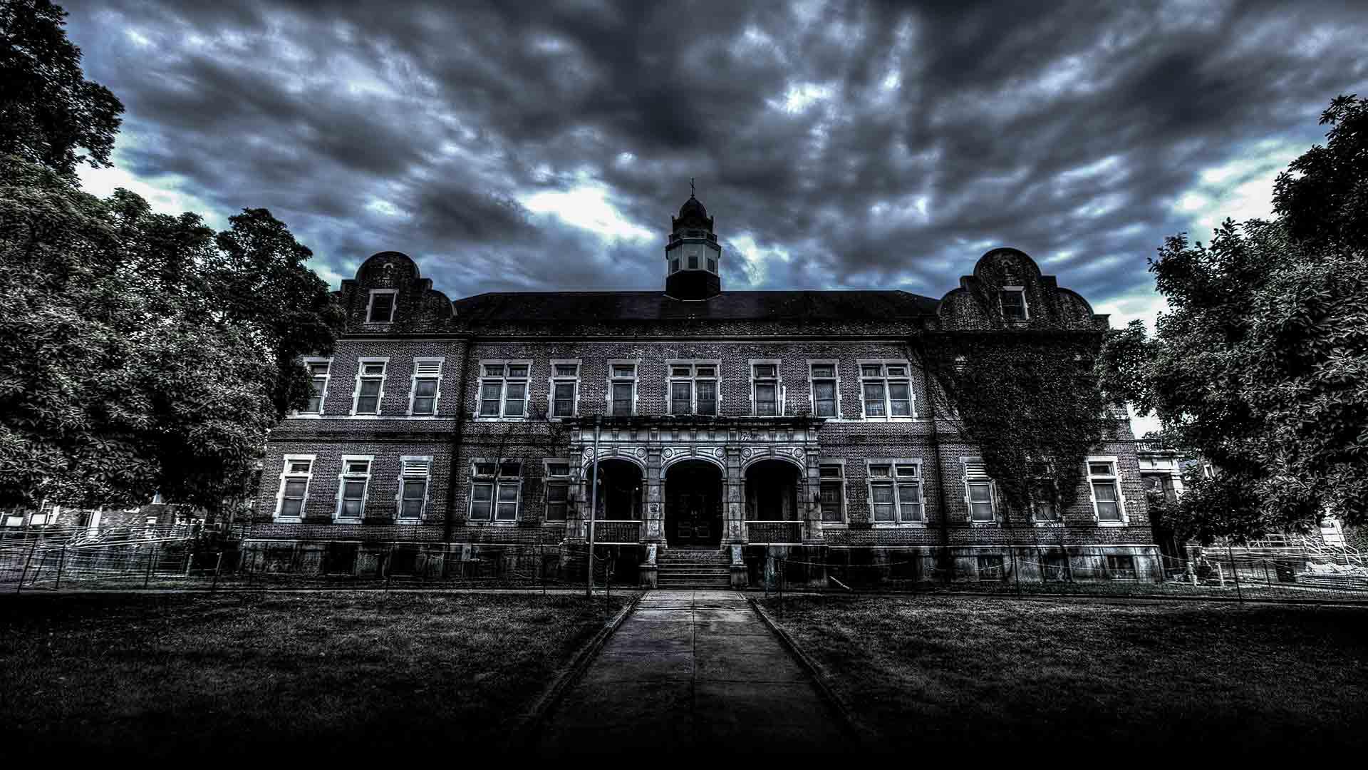 Pennhurst Asylum.