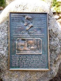 John Muir Tablet