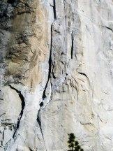 Climbers on El Cap