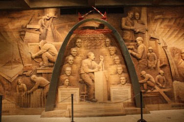 Builders of the Gateway Arch Memorial