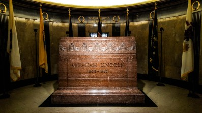 Lincoln's tomb