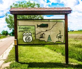Oklahoma Mural