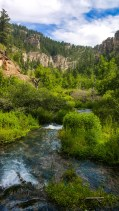 Spearfish Canyon, South Dakota