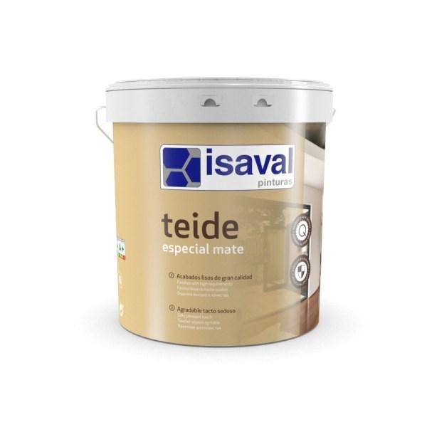 Peinture Isaval Teide