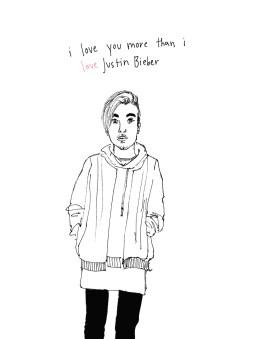 Justin Bieber Valentine Etsy