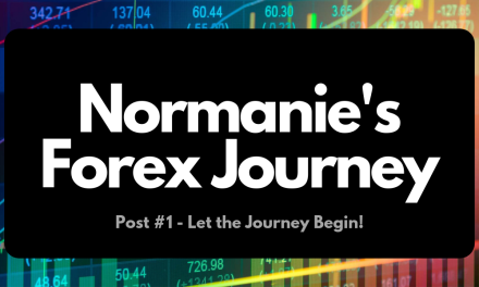 Forex Journey – My New Challenge – Post #1