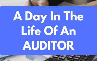 A Day In the Life of a Big 4 Auditor