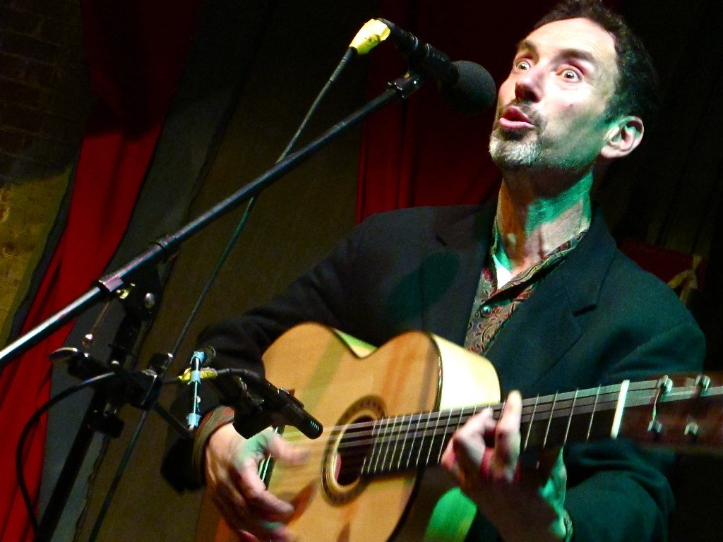 Jonathan Richman in concert