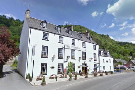 The Weem Inn, near Aberfeldy
