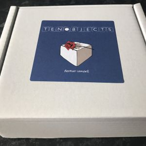Photo of deluxe Ten Objects box