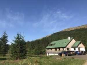 Bridge of Orchy Ski Lodge