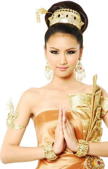 Miss Earth Thailand 2009 RUJINAN PHANSEETHUM