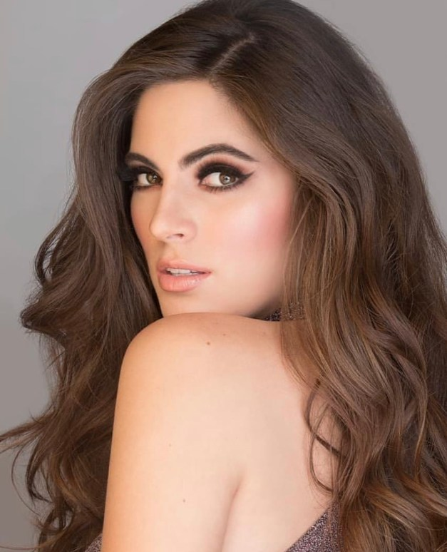 For Your Discussion Miss Universe Mexico 2019 Sofia