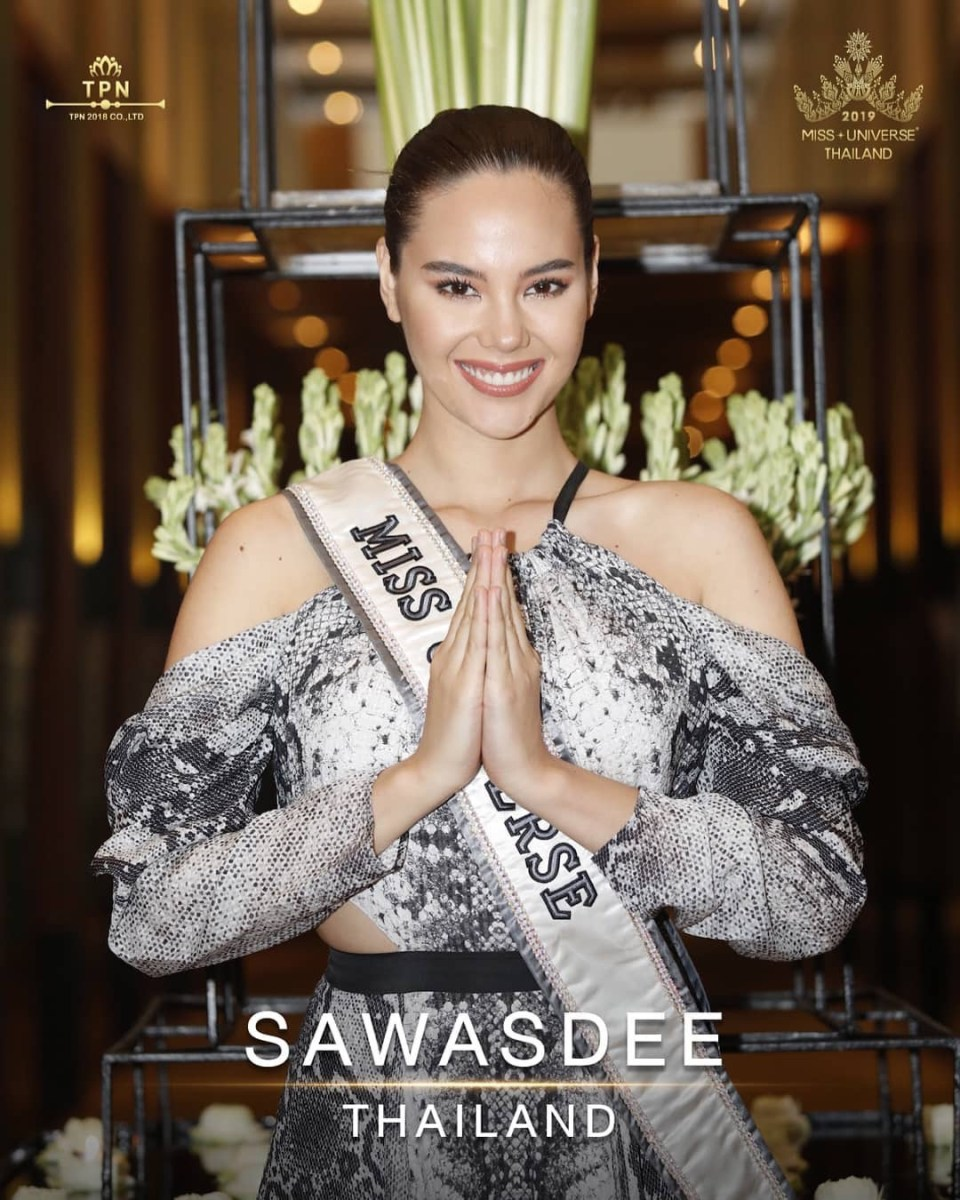 Miss Universe 2018 To Judge Miss Universe Thailand 2019