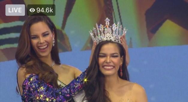 Paweensuda Drouin Wins Miss Universe Thailand 2019