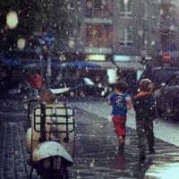 Hujan Kecil - Puisi Joko Pinurbo