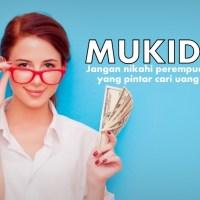 Humor Mukidi: Ketika Mukidi Jadi Motivator (Jangan Nikahi Perempuan yang Pintar Cari Uang)