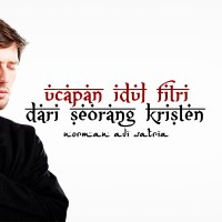 Ucapan Idul Fitri dari Seorang Kristen - Puisi Norman Adi Satria