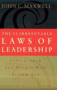 21_irrefutable_laws of leadership