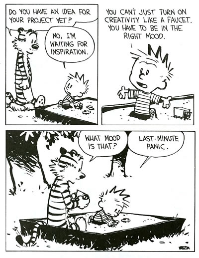 Norman-Wright-Jr-Calvin-Hobbes-Inspiration