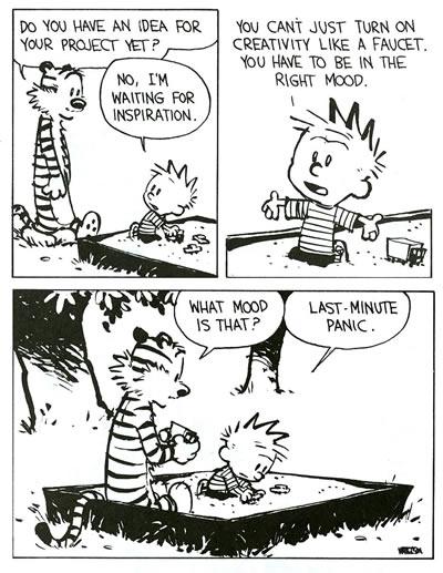 Norman-Wright-Jr-Calvin-Hobbes-Inspiration