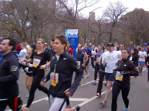 Image from NYRR Facebook