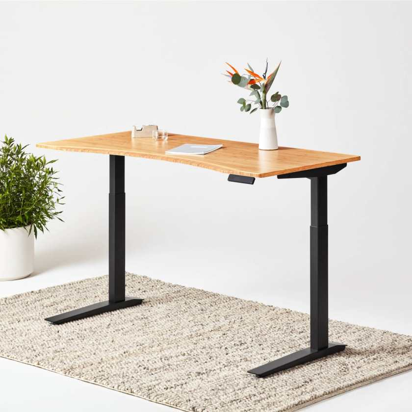 Norma Walton recommends a standing desk