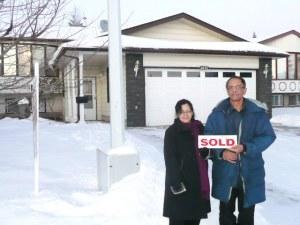 Edmonton Homes   Norm Cholak   Sue & Bala