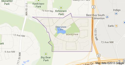Bearspaw Edmonton Homes For Sale