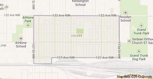 Calder Edmonton Homes For Sale