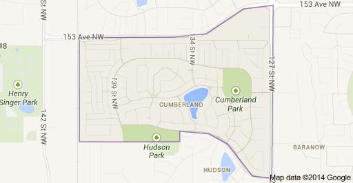 Cumberland Edmonton Homes For Sale