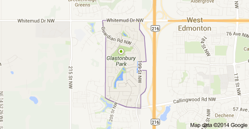 Glastonbury Edmonton Homes For Sale