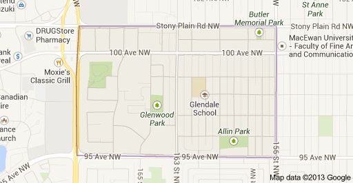 Glenwood Edmonton Homes For Sale