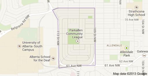 Parkallen Edmonton Homes For Sale