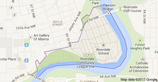 Riverdale Edmonton Homes For Sale