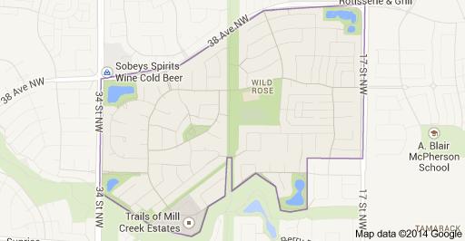 Wild Rose Edmonton Homes For Sale